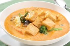 Vegetarian Thai Masaman Curry Recipe