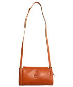 IL BISONTE(イル ビゾンテ)のIL BISONTE / Shoulder Bag(ショルダーバッグ) ライトブラウン