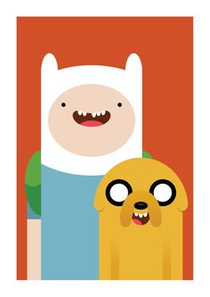 finn and jake by hiugo on DeviantArt
