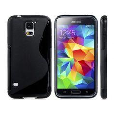 Sleek S Black Samsung Galaxy S5 Case