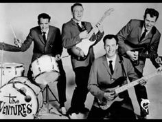 The Ventures - Sleepwalk; The Ventures are an American instrumental rock band formed in 1958 in Tacoma, Washington. Founded by Don Wilson and Bob Bogle, the group in its various incarnations has had an enduring impact on the development of music worldwide. With over 100 million records sold,[1] the group is the best-selling instrumental band of all time. In 2008, the Ventures were inducted into the Rock and Roll Hall of Fame.
