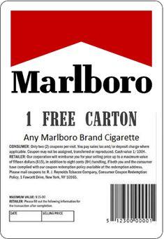 Free Marlboro Coupons | Marlboro Coupon Generator Free Coupons Online, Free Coupons By Mail, Cigarette Coupons Free Printable, Digital Coupons, Free Printable Coupons, Free Stuff By Mail, Get Free Stuff, Print Coupons, Free Food Coupons