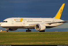 Royal Brunei Airlines Boeing 787-8 Dreamliner (registered V8-DLD)