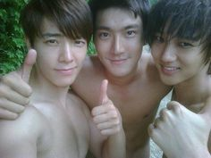 DONGHAE YESUNG SIWON