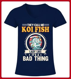KOI FISH Animals Lover - Enten shirts (*Partner-Link)