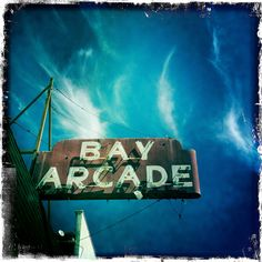 Bay Arcade (Hipstamatic) by TooMuchFire, via Flickr
