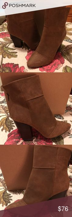 KELSI DAGGER Short Boots 7.5 BRAND NEW $170 HOT! Kelsi Dagger Short Boots BRAND NEW Never Worn Size 7.5 7 1/2 Look AMAZING with Skinny Jeans, Wide Leg Jeans, Short Dresses, etc! Excellent Condition! Brooklyn Zidane Boot in EARTH Kelsi Dagger Shoes Ankle Boots & Booties