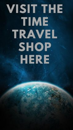 Time Travel Shop