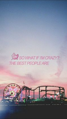 """""""And I think ur crazy too."""" This song is called """"mad hatter"""" by Melanie Martinez Wallpaper Iphone Quotes Songs, Iphone Wallpaper Music, Song Lyrics Wallpaper, Wallpaper Backgrounds, Melanie Martinez Quotes, Melanie Martinez Mad Hatter, Melanie Martinez Music, Cry Baby, Aesthetic Pastel Wallpaper"""