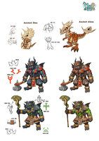 Holic 2 - Monster Concept 1 by ~reaper78 on deviantART