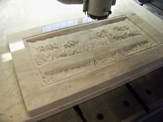 Mermer CNC Makinası
