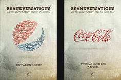 The Greatest Brandversations ... examining how we look at brands and they inform our purchasing decisions