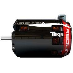 TEKTT2710 - 8.5 Redline Gen3 Sensored BL Motor 36mm. 8.5 Redline Gen3 Sensored BL Motor 36mm