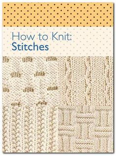 New Knitting Stitch Library Book : 1000+ images about Knitting - Charts on Pinterest Knitting stitch patterns,...