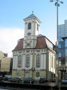 4. Evangelical Church / Four Denominations Quarter, Wrocław