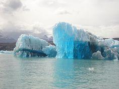 Glaciares en El Calafate
