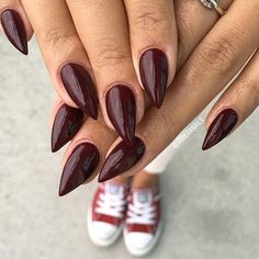 "cool "" Hello Autum."" #bodeganails #october #autum #streetstyle #cleancut #nails #nail... by http://www.aloonails.review/stiletto-nails/hello-autum-bodeganails-october-autum-streetstyle-cleancut-nails-nail/                                                                                                                                                                                 More"