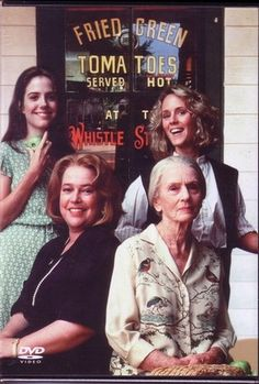 Before nancy was dealing pot and having babies by drug lords, she was just a girl from the south frying green tomatoes.  #weeds