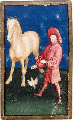 Ambras Court hunting cards, c. 1440–45