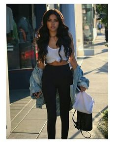 Madison out & about in Los Angeles yesterday! #MadisonBeer (August 12th, 2016)