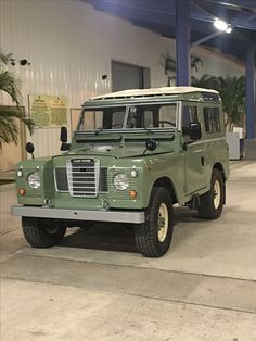 My Landy from Puerto Rico The island of the enchantment Land Rover 88, Land Rover Models, Land Rover Series 3, Landrover Defender, Landrover Serie, Lifted Ford Trucks, Jeep Truck, Offroad, Best 4x4
