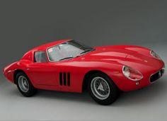 Legendary Ferrari 250 GTO $25,000,000