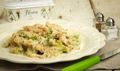 Χορταστικά και πεντανόστιμα Φιλετίνια κοτόπουλου με τυρί κρέμα και μπρόκολο!