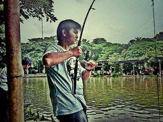Gengiskhan fish on!!