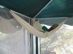 camping tent organizing ideas - Google Search