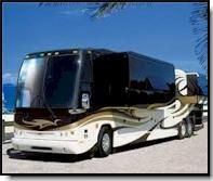 Prevost Motorcoach We had fun in our motorhome. Bus Camper, Rv Campers, Rv Homes, Motor Homes, Luxury Rv Living, Luxury Motorhomes, Rv Financing, Rv Rental, Camping Glamping