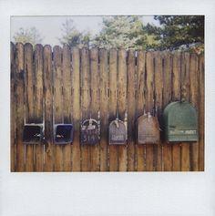 create.love.grow: love: vintage mailboxes