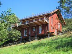 Bullerbü-Hütte im kleinen Kinzigtal
