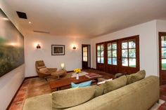 Rob's buys lovely, cozy, airy hacienda-style house in the Hollywood Hills (6)