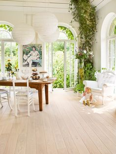 Finding The Perfect Dining Room Flooring