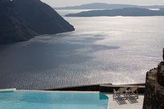 photo © Aenaon Villas, Santorini, Greece