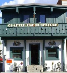 Chapter One Bookstore Ketchum, Idaho