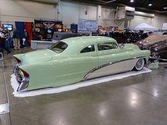 Custom 1953 Buick Special 8.
