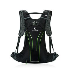 Paladineer 15L Outdoor Sports Cycling Backpack Sports Bag Hiking Daypack for Travel Climbing Hiking Biking Cycling Green Check out the image by visiting the link.