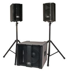 Peavey Triflex II, Loud, Bass, subwoofer, simple fast affordable not cheap