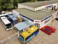 ISUZU TURANCAR CZ PRAHA - prodej autobusů