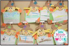 scarecrow crafts!