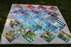 Blogger Quilt Festival - Scrappy Category