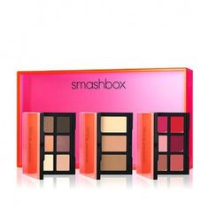 Smashbox Light It Up 3 Palette Set – Eyes, Contour and Lips for just $25 shipped !!! Reg price $45!!! Today Only !