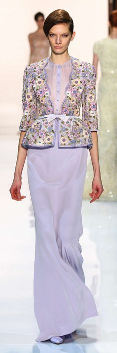 Georges Hobeika Spring-Summer 2014-15 Haute Couture Collection