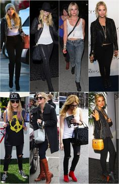 ASHLEY BENSON STYLE! Whoever knows me knows I love her <3