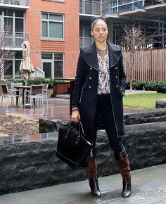 Damn! Love those boots!  http://stilettoesq.com/  #fashion