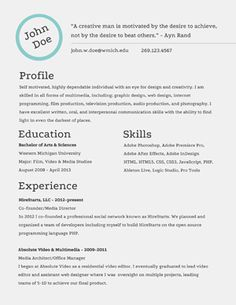 PLEASE HELP!!!!!!! What all should include in a resume.?