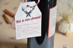 kit à vin chaud cadeau gourmand