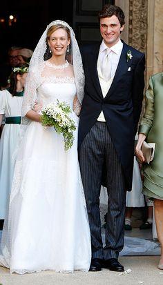 Belgium's Prince Amedeo marries Elisabetta Rosboch von Wolkenstein in Rome Prince Amedeo and Princess Elisabetta