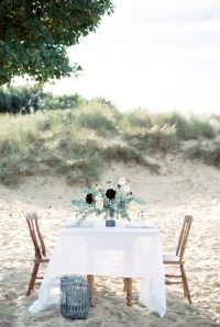Majestic Beach Wedding Ideas - The Wedding Chicks